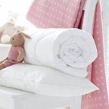 LUXURY NURSERY BABY TODDLER JUNIOR COT BED ANTI-ALLERGY DUVET QUILT OR PILLOW