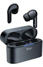 Odec Hybrid Anc & Enc Noise Canceling Headphones Stereo Wireless Headphones.
