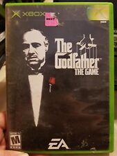 The Godfather: The Game with MAP Original Microsoft Xbox System Complete Game