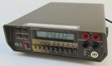 Keithley 197A Autoranging Microvolt DMM Digital Multimeter