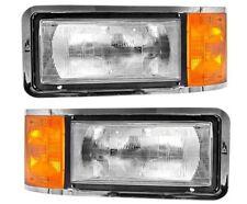 Fits 1990-2005 Mack CH Headlight Assembly Dorman 72695PS 2001 2000 1999 1996 199