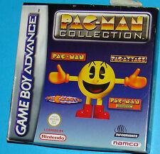 Pac-Man Collection - Game Boy Advance GBA Nintendo - PAL
