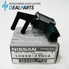 GENUINE Cut Solenoid Valve 14933-2Y90A (for 2000-2003 Nissan Maxima)
