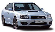 Fujimi model 1/24 inch up series No.156 Subaru Legacy B4 RSK / RS30 plastic mode