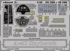 Eduard Zoom FE280 1/48 Hasegawa Douglas A-4C Skyhawk
