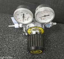 WESTERN INNOVATOR LS180 DUAL GAUGE COMPRESSED GAS REGULATOR 876X