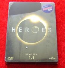 Heroes Staffel 1.1, DVD Box Season in einer Steelbook, Neu