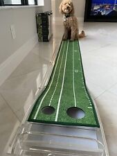 PERFECT PRACTICE  Putting Mat - ACRYLIC LIMITED EDITION of Dustin Johnson