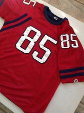 Vintage Tommy Hilfiger Reversible Football Jersey/ Sweatshirt Size Medium Used