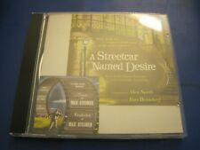 A Streetcar Named Desire & Music by Max Steiner [Allegiance] by Ray Heindorf (CD