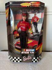 NASCAR Official #94 Barbie 1999 Doll Brand New NRFB