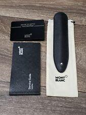 Montblanc Single Pen Sleeve Case