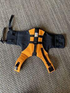 Ruffwear Float Coat Dog Life Jacket  S Orange/Black 18-23in