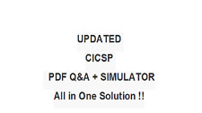 Cisco IronPort Certified Security Professional (CICSP)    EXAM QA PDF&Simulator