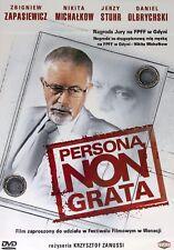 Persona non grata (DVD) Krzysztof Zanussi (Shipping Wordwide) Polish film