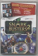 29264 // OBJETS CACHES SNARK BUSTERS 2 POUR PC NEUF