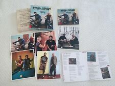 STING & SHAGGY - 44/876 SIGNED Limited SUPER DELUXE BOX 2 CD NEW ** + Autographs