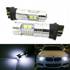 2x BMW 3 Series F30 F31 F34 PW24W SAMSUNG LED DRL Daytime Running Light Canbus