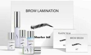 Lash Brow Lamination Perming Extension Lift Makeup Curling Lamination Eyebrows