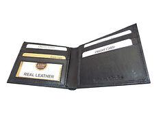Original  Black Sheep Leather  Wallet/Purse for Men - Black