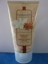 AVON NATURALS BODY CARE Lotion pr le corps VANILLE CHAUDE EPICEE Hydratant NEUF