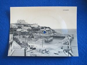 Vistasound - The Singing Picture Postcard - Newquay   1950's