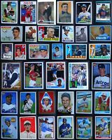 2019 Topps Update Iconic Reprints Baseball Cards Complete Your Set U You Pick