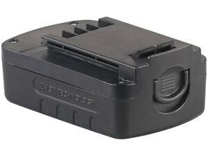 Batterie 18 V AW-20.2 pour outils de jardin de la série AW-20, 2 Ah - AGT Profe