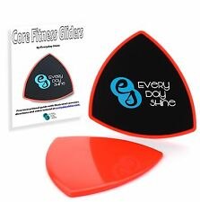 Core Fitness Gliders by Everyday Shine   FREE Workout Video and Exercise Guide
