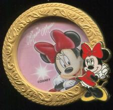 WDW Marquee Photo Frame Minnie Mouse LE Disney Pin 68615