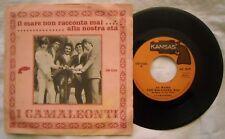 45 I CAMALEONTI - IL MARE NON RACCONTA MAI - ANNO 1967 - BEAT - DM 1029