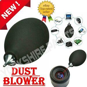 Air Dust Blower DSLR Nikon Canon Camera Video VCR Lens Sensor Cleaning Cleaner