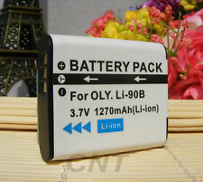 Battery Pack for Olympus Tough TG1 iHS, TG2 iHS, TG3, XZ2 iHS Digital Camera