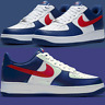 Nike Air Force 1 Low Independence Day 2020 Sneakers Men's Lifestyle Comfy Shoes