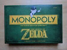 Monopoly: The Legend of Zelda Collector's Edition Neuwertig! Winning Moves