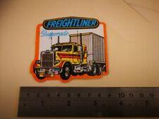 R6* sticker FREIGHTLINER DESPERADO TRUCK vintage camion racing rally autocollant