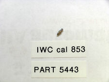 IWC cal  853  tirette screw part 5443