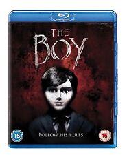 The Boy [Blu-ray] Lauren Cohan, Rupert Evans New Sealed