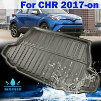 For Toyota C-HR CHR 2017-2019 Tailored Cargo Boot Liner Tray Trunk Floor Mat