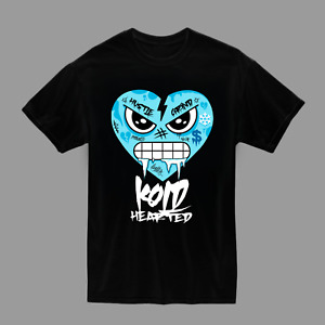 Kold Hearted Ice Graphic T Shirt. Urban Wear Dreams and Smiles All Sizes