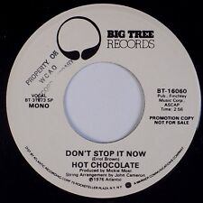 HOT CHOCOLATE: Don't Stop it Now USA Big Tree SOUL Classic Promo 45 NM-