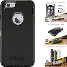 OtterBox iPhone 6/6s Defender Shockproof Case Protector Clip Belt Fits Cover NEW