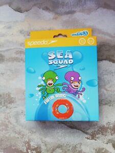 NEW Speedo Sea Squad Swim Ring. Age 2-3 Years