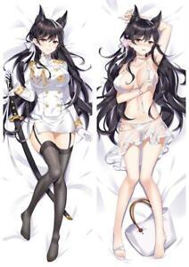 New Japan Anime Otaku Dakimakura Azur Lane Atago Hugging Body Pillow Cover Case