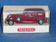 Wiking - 8250113 - Horch 850 - OVP