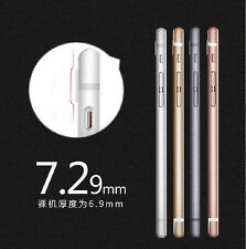 Ultra Thin Slim Transparent Clear Soft Matte Case Cover Skin For iphone 6s Plus