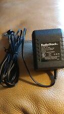 RadioShack A/C Adapter Plug In Class 2 Transformer Cat No 21- 1846