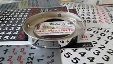 Chrome Gas Pump Globe Ring