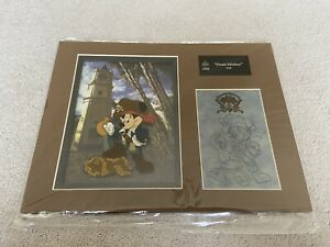 Disney Limited Edition Pirate Mickey Cel