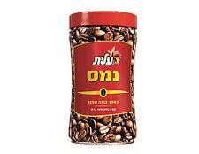 Nes Caffe Elit Israeli instant coffee cosher badaz  7oz 200g Israel producing